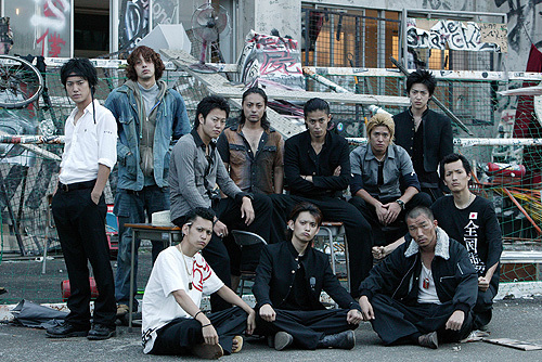 Zero Movie Trailer Trailer Crows Zero 1