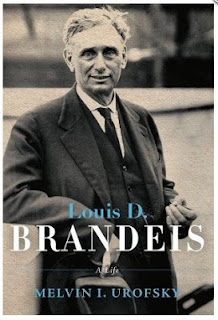 Brandeis book cover