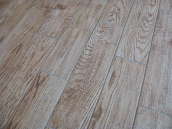 Porcelain Wood Plank Tile III