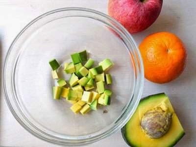 Salad Orange Recipe - Salad Cam