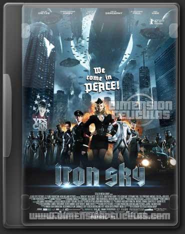 Iron Sky (BRRip HD Inglés Subtitulada) (2012)