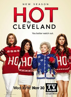 Hot in Cleveland S3 Poster 1 Download Hot In Cleveland 5x16 S05E16 RMVB Legendado