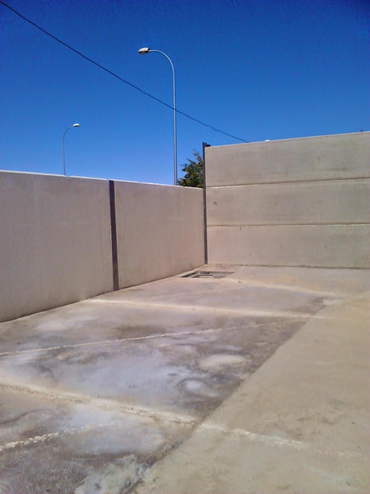 Muros medianeros presupuesto de muros medianeros muros for Presupuesto de hormigon