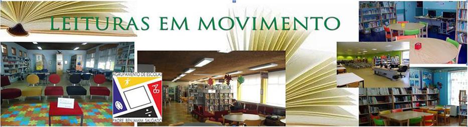 Bibliotecas escolares do AEPBS