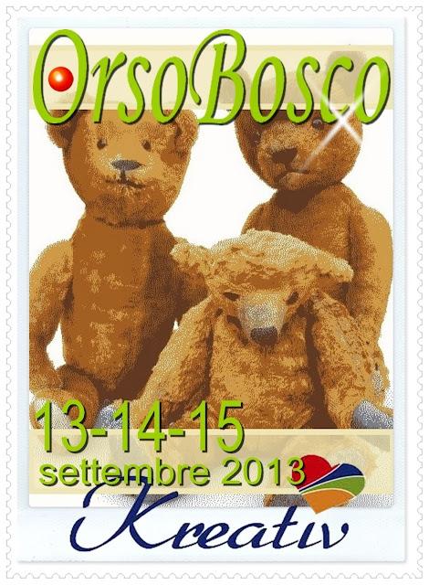 Orsobosco a Kreativ 2013