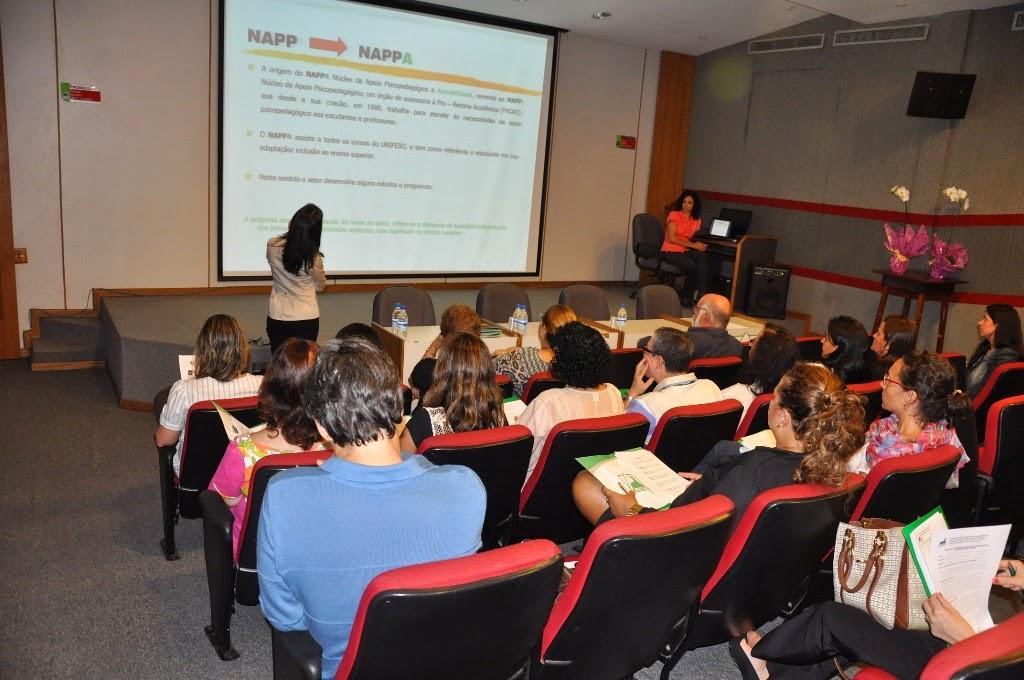 No dia 11 de março aconteceu o Seminário de Apresentação do Programa de Acessibilidade do UNIFESO