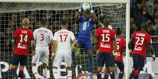 Lille 2 - 0 Monaco