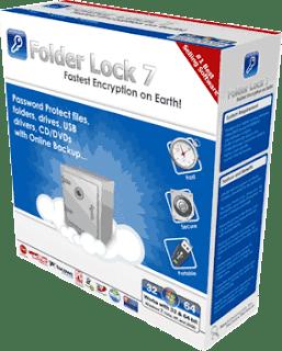 Folder Lock 7 D-T3X F.A™