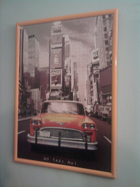 Taxi_No._1_New_York_1000_Parça_Educa_puzzle