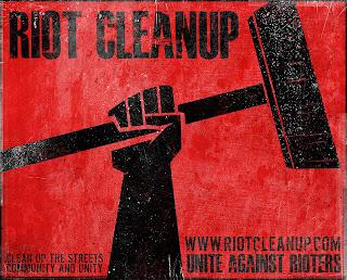 手持地板刷-Riot Cleanup活動號召圖