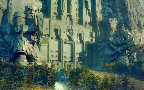 El Hobbit: Mapa interactivo de la Tierra Media basado en la película