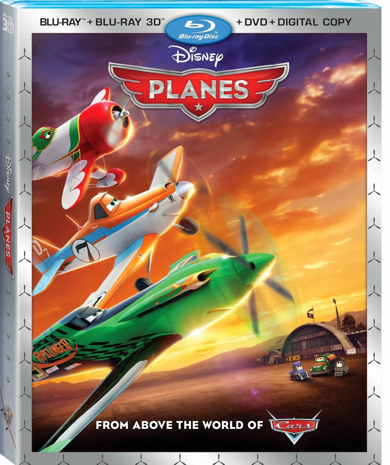 Planes [2013] - Animation