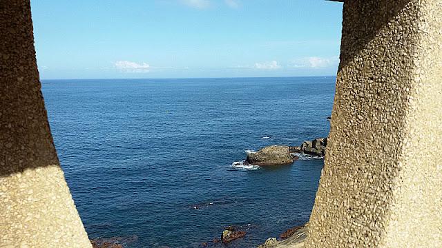 El mar. Fotos de A Coruña por Jasmine Rabuñal. Visita www.forarealwoman.com  #blogger