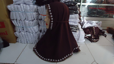 Grosir Jilbab Seragam TK/RA SD/MI SMP/MTs SMA/MA Murah