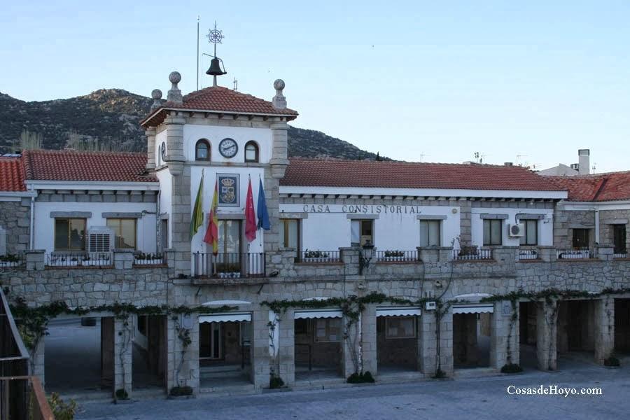 Cosas de Hoyo: El ex alcalde Gervás y el arquitecto Clemente ...