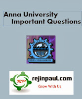 Nov Dec 2014 Important Questions Anna University