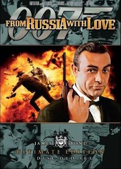 Điệp Viên 007: Tình Yêu Đến Từ Nước Nga - 007: From Russia With Love (1963) Poster