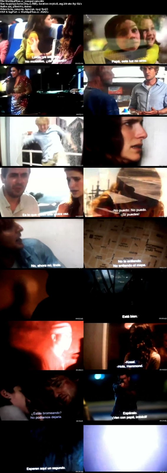 No Escape 2015 Hindi Dubbed CamRip 700mb world4ufree.cc