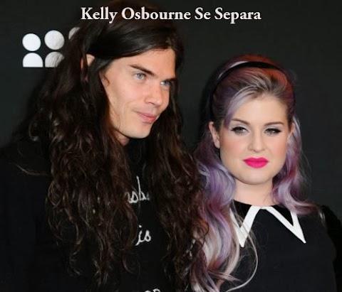Kelly Osbourne y Matthew Mosshart Se Dejan