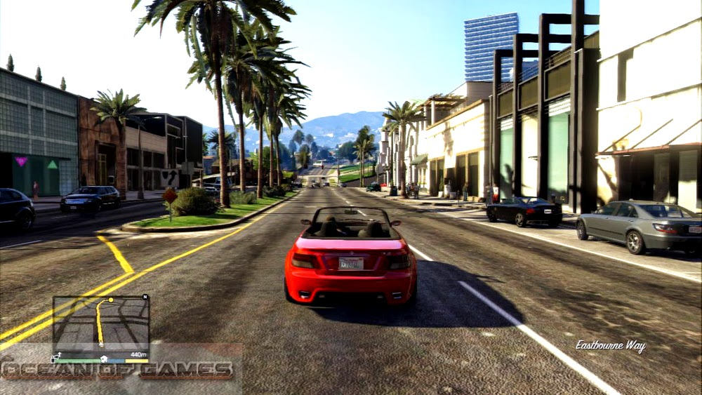 GTA V PC Game Free Download - FULL Mega | GameWorldLine