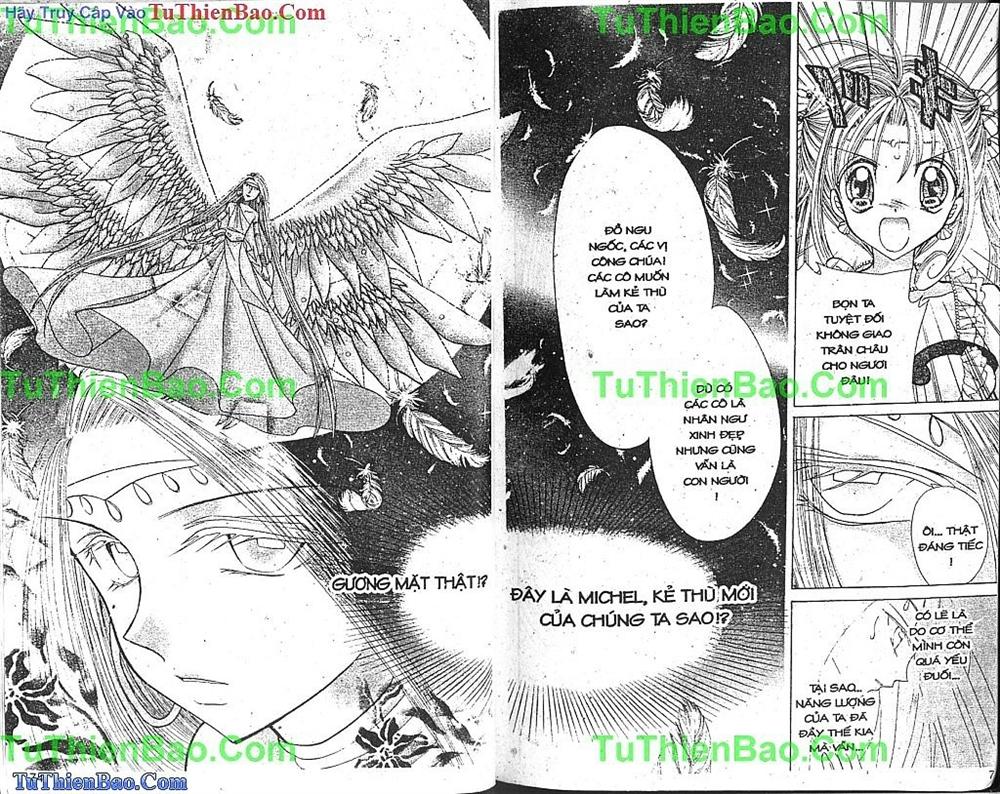 Viên Ngọc Nàng Tiên Cá Chapter 5 - Trang 36