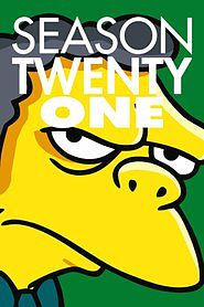 Los Simpsons Temporada 21 Online