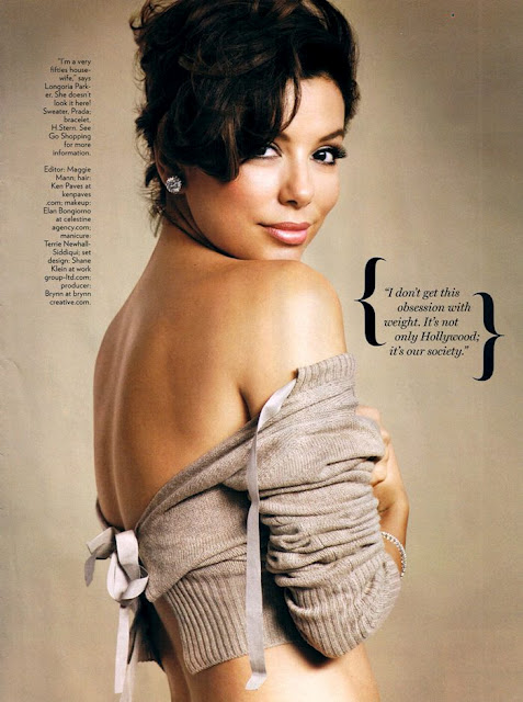 Eva Longoria in Magazine