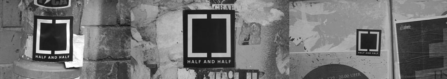 Half and Half Exhibitions