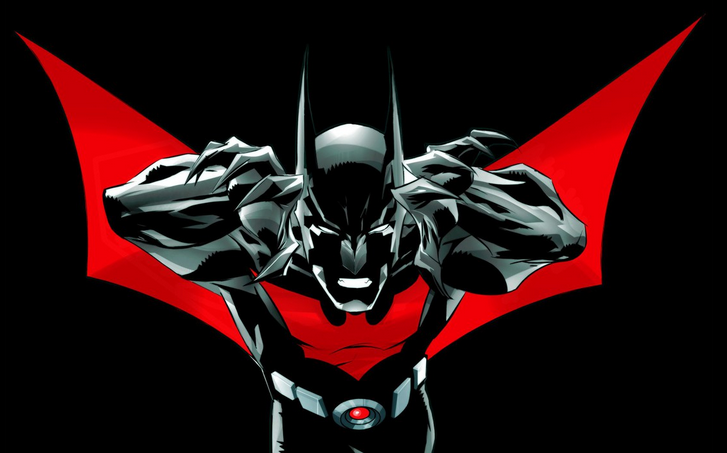 4. BATMAN BEYOND