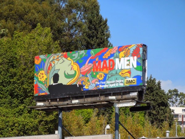 Mad Men season 7 billboard