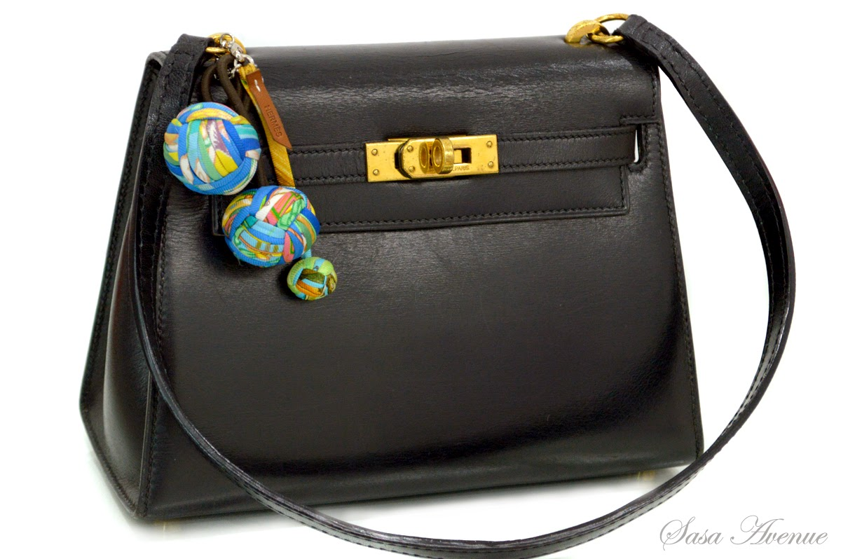Sasa Avenue Boutique: HERMES Mini Kelly 20 Shoulder Bag