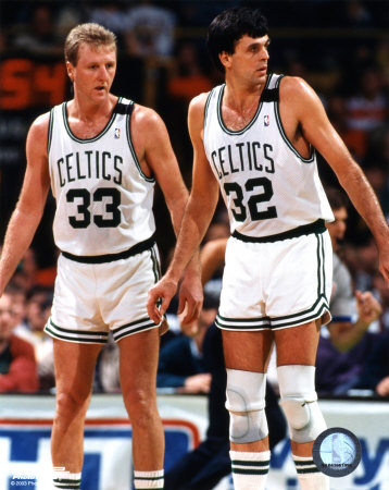 larry bird and kevin mchale relationship