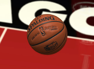 NBA 2K14 Brown HD Spalding Ball Mod