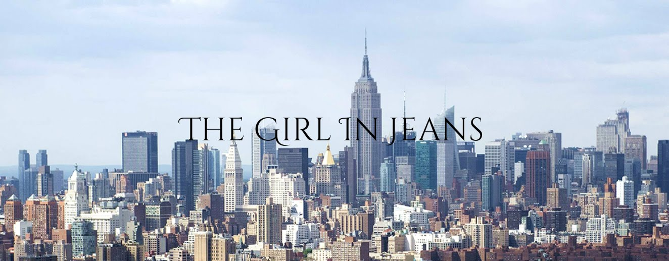 The Girl in Jeans