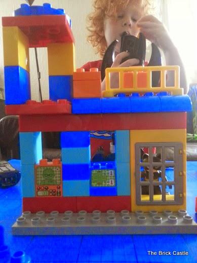 LEGO DUPLO Batcave Adventure set review Batman play building