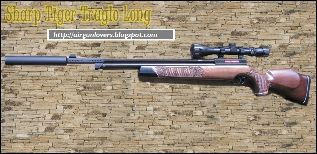 Spesifikasi Dan Harga Senapan Angin Sharp Tiger Long