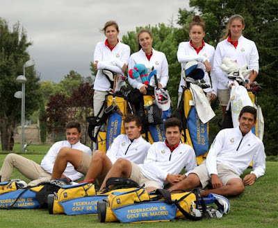 Club de Golf Aranjuez CETEMA