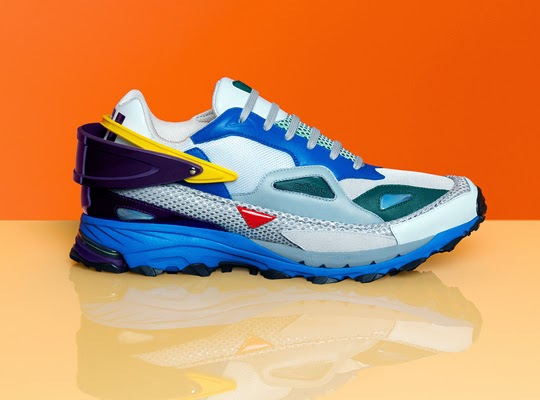 Raf Simons for Adidas Spring/Summer 2014 Shoe Collection