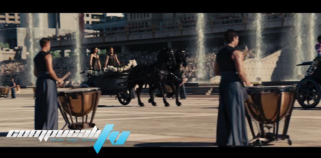 Los Juegos del Hambre: En llamas 1080p HD