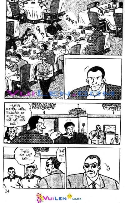 Jindodinho - Đường Dẫn Đến Khung Thành III Tập 57 page 24 Congtruyen24h