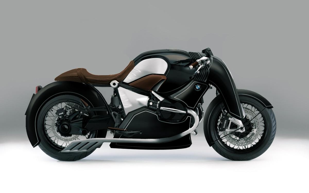 r nine t concepts inazuma caf racer. Black Bedroom Furniture Sets. Home Design Ideas