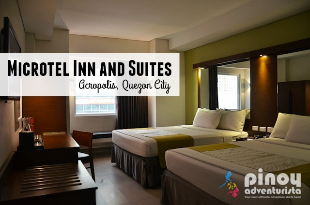 Hotels In Quezon City Microtel Inn And Suites By Wyndham Acropolis