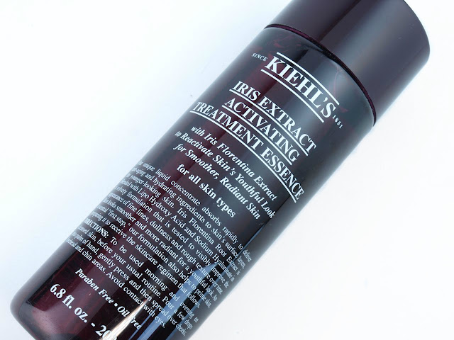 Kiehl's Iris Extract Activating Treatment Essence: Review