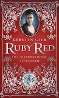 bookcover of RUBY RED (Ruby Red #1) by  Kerstin Gier