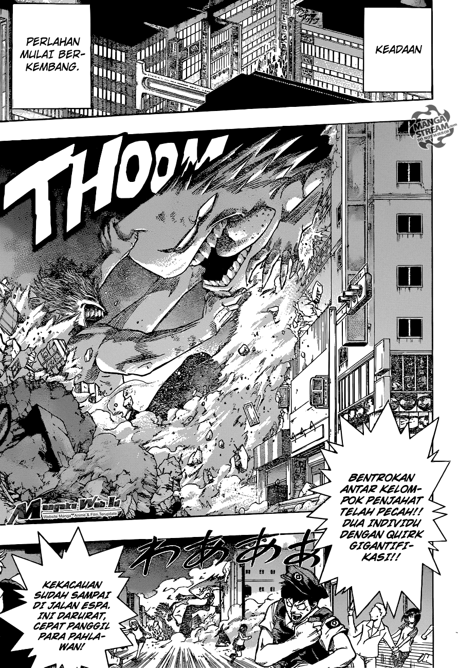 Boku no Hero Academia Chapter 131-13