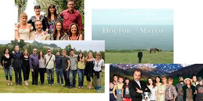 Serie de Antena 3 Doctor Mateo