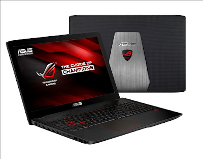 Asus launches ROG GL552JX gaming laptop with 4 GB graphic memory for Rs. 80990