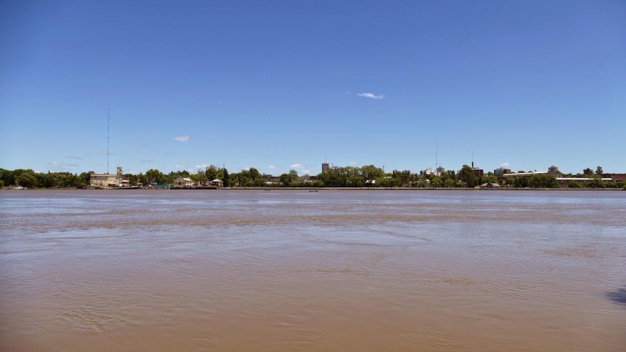 Panamerika - von Zarate nach Rosario