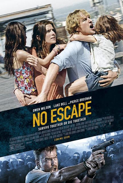 No Escape (2015) ταινιες online seires xrysoi greek subs