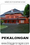 Foto kantor pos Pekalongan